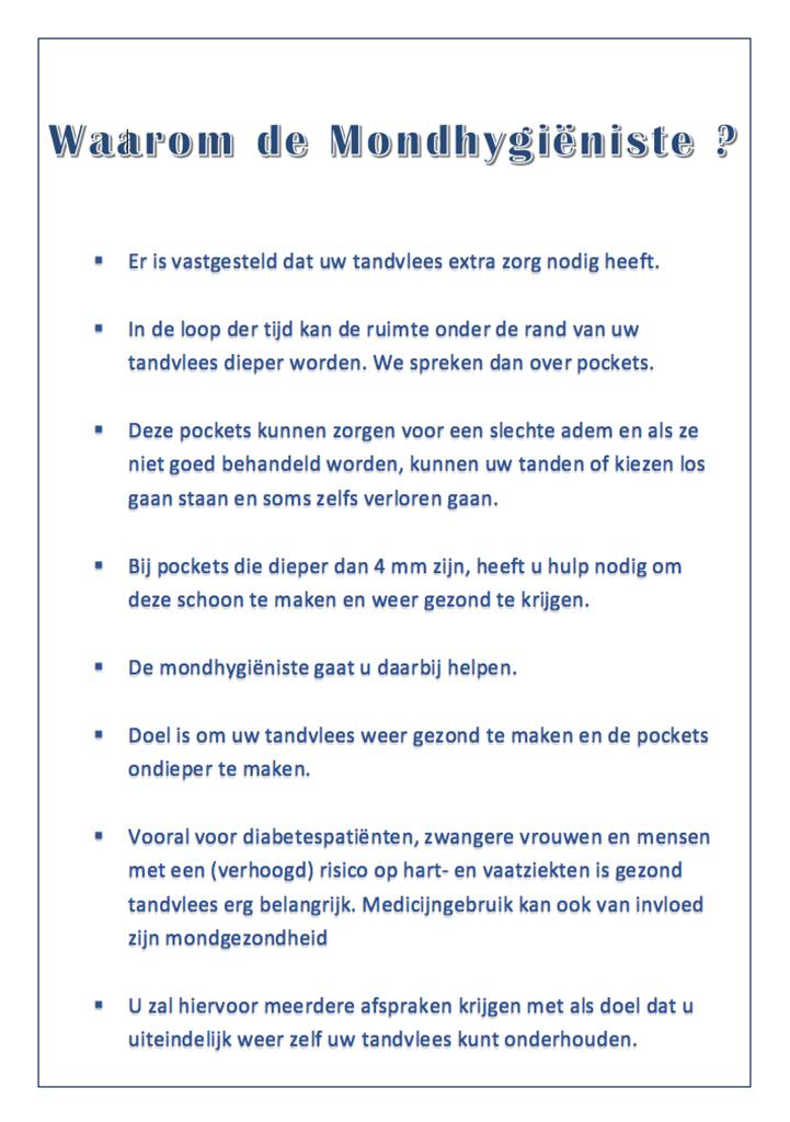 De Tandarts in Leiden | Tandartspraktijk Zoeterwoudsesingel
